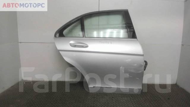 Дверь задняя правая Mercedes C W204 2007-2013 (Седан)