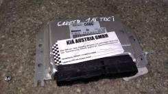Блок управления двигателем Kia Cerato 2006