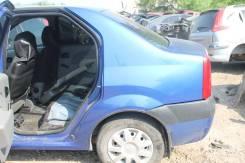 Крыло заднее левое Renault Logan 1