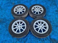Комплект летних колес на литье 215 60 16 Б/П по РФ AVV50