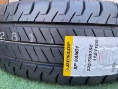 Dunlop SP Van01, 225/70R15C 112/110R 8PR LT