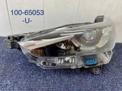 Фара левая Mazda CX-3 LED Оригинал Япония 100-65053