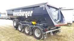 Meusburger Новтрак. Meusburger Самосвальный полуприцеп