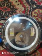 Комплект LED нива 2121 Лада фары и габориты