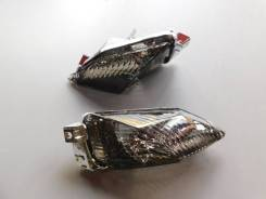 Поворотники Suzuki GSXR 1000 09-14 10 GSXR600 750 11-14 черн