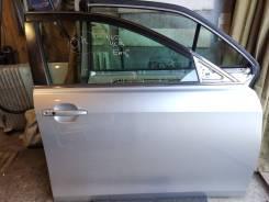 Дверь передняя правая серебро 1D4 Toyota Camry ACV40 2006-2011