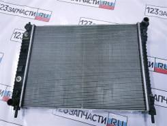 Радиатор охлаждения Chevrolet Captiva C140 2012 г
