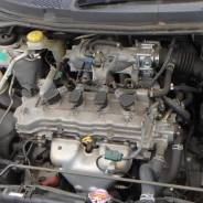 Двигатель Nissan Primera QP12 QG18DE в Новосибирске