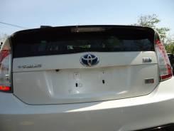 Дверь 5-я Toyota Prius ZVW30 2ZR-FXE 2012 год