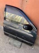 Дверь правая передняя чёрная Toyota Camry Gracia SXV20