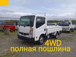 Nissan Atlas. 4WD, бортовой 2 тонны, 3 000куб. см., 2 000кг., 4x4