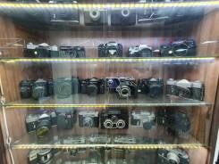 Большая коллекция старых советских фотоаппаратов одним лотом