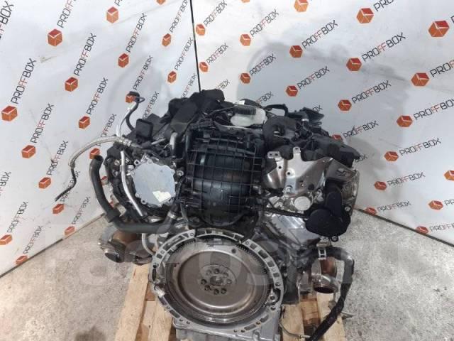 Контрактный двигатель M157.982 Mercedes ML W166 5.5 Turbo, 2015 г.
