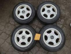 Колесо Японские литые диски Kosei MADE IN Japan в сборе Японские колёса 175/70R14 2019 2016