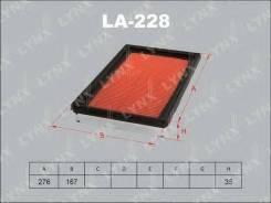 Фильтр воздушный LYNXauto LA-228 LA228