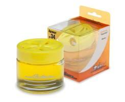 Ароматизатор банка Галактика ваниль (желтый цвет) AF-A01-VA [AF-A01-VA]