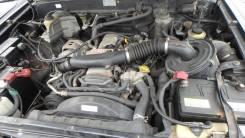 Двигатель в сборе, Toyota Hilux Surf2,2L-TE, LN130