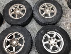 Комплект оригинальных зимних колёс mitsubishi pajero