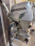 Honda. 40,00л.с., 4-тактный, бензиновый, нога L (508 мм), 2010 год