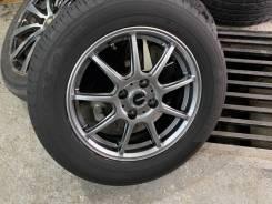 Крутые и легкие G. Speed R15 4*100 5.5j et43 + 185/65R15 Yokohama Ecos