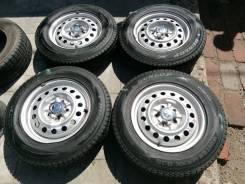 Колеса в сборе R15 5х114.3 Mitsubishi padjero mini