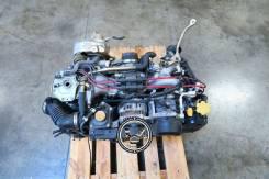 Контрактный Двигатель Subaru, проверенный на ЕвроСтенде в Сочи.