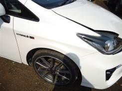 Крыло переднее правое Toyota Prius ZVW30 2ZR-FXE 2012 год