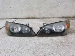 Фары темный фон Toyota altezza sxe10 gxe10 gita TRD
