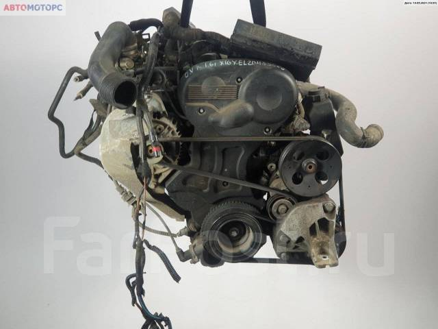 Двигатель Opel Vectra B 1999 , 1.6 л, Бензин (X16XEL)