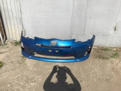 Toyota Aqua / Бампер передний / Оригинал / 52119-52620