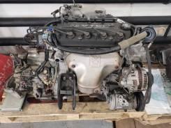 ДВС F23A + АКПП MGPA пробег 57 тыс. км. Honda Odyssey RA6