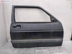 Дверь передняя правая Volkswagen Golf-2 1991 (Хэтчбек 3-дв. )