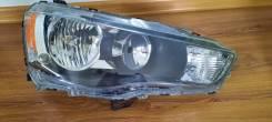 Оригинальная правая фара Mitsubishi Lancer X