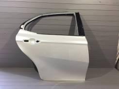 Дверь задняя правая Toyota Camry (XV70) c 2018
