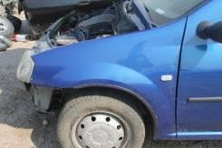 Renault Logan 1 крыло переднее левое