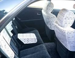 Накидки на сиденье. Toyota Mark II, JZX100