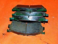 Тормозные колодки передние, дисковые CBY13328ZG