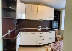 1-комнатная, улица Кипарисовая 2. Чуркин, частное лицо, 44,0кв.м. Кухня