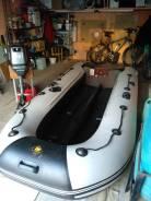 Мастер лодок Ривьера 3200 С. 2016 год, двигатель подвесной, 9,80л.с., бензин