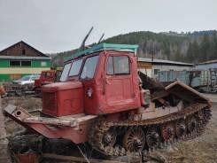 АТЗ ТТ-4. Трелевочник трактор тт-4