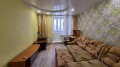 2-комнатная, улица Черняховского 9. 64, 71 микрорайоны, частное лицо, 45,4кв.м. Вторая фотография комнаты
