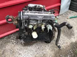 Двигатель Toyota Corolla 5AFE 2 WD
