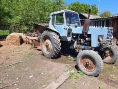 МТЗ 80. Трактор МТЗ-80, 75,00л.с.
