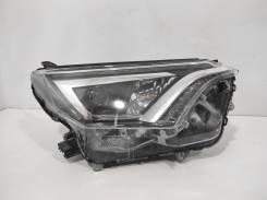 Фара Toyota RAV4 45 правая передняя LED