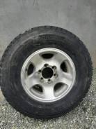 Колесо с грязевой резиной Bridgestone Winter 275/70 R16 в Артеме