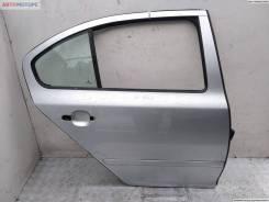 Дверь задняя правая Skoda Octavia mk2 (A5) 2012 (Хэтчбек 5-дв. )