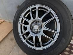 Monza japan R R15 4*100 6j et42 + 195/60R15 Dunlop Enasave rv505 Japan
