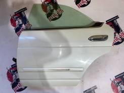 Дверь боковая задняя левая Nissan Laurel HC35 цвет QT1 2002 год