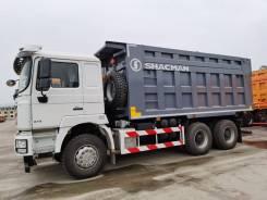 Shaanxi Shacman. Предлагаем новый грузовой-самосвал Shacman 6х4,375л. с., 11 596куб. см., 25 000кг., 6x4
