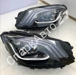 Фары Mercedes-Benz W222 S-Class рестайлинг комплект